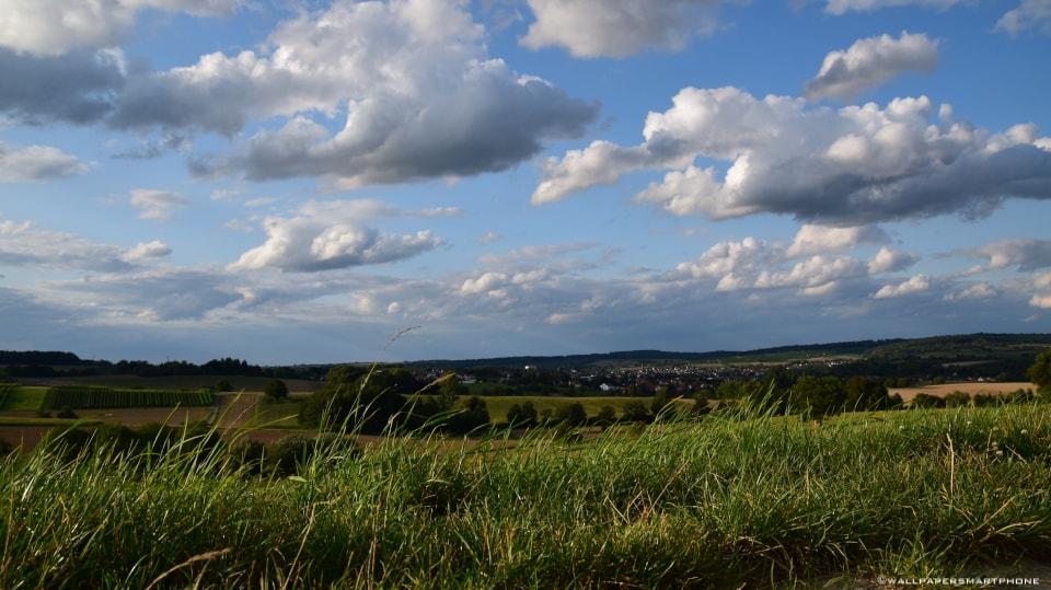Landschaft Helmsheim