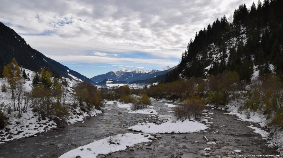 Südtirol Talblick