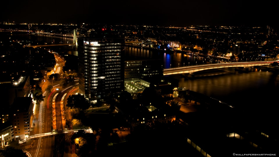 lights of Cologne