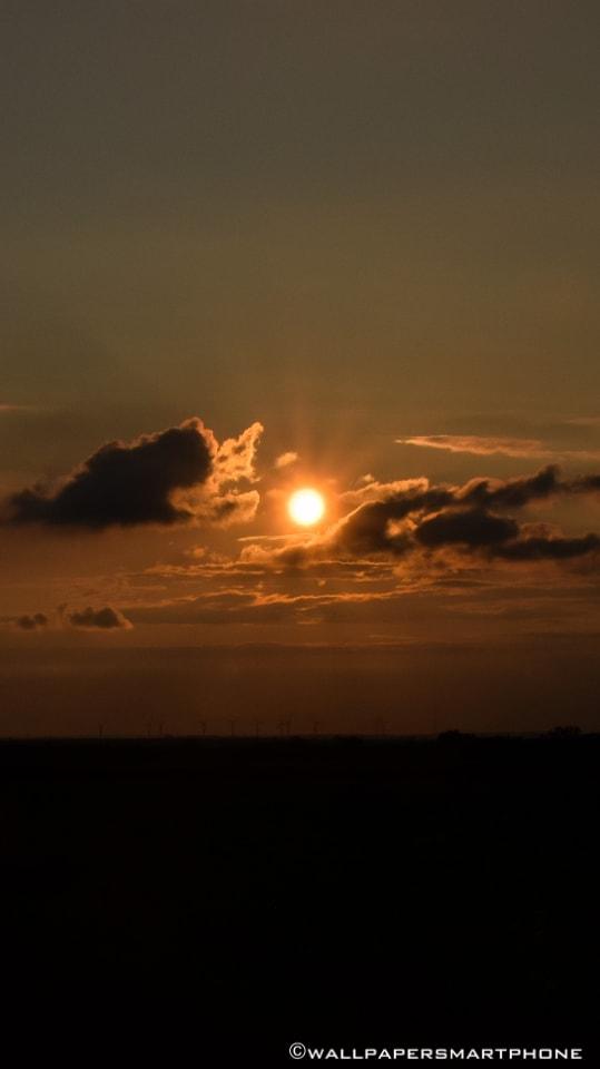 shining sun