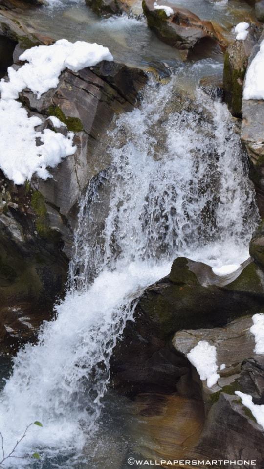 Südtirol Bachfall